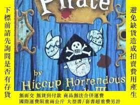 二手書博民逛書店How罕見to Be a Pirate【英文原版32開】Y765