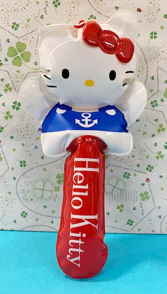 【震撼精品百貨】Hello Kitty 凱蒂貓~三麗鷗 KITTY 充氣棒玩具-海軍*89384
