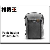 ★相機王★Peak Design Everyday Backpack 20L V2 後背包 炭燒灰