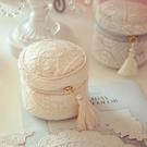 LRYX箱包 化妝包-羊毛精緻刺繡流蘇女手拿包2色