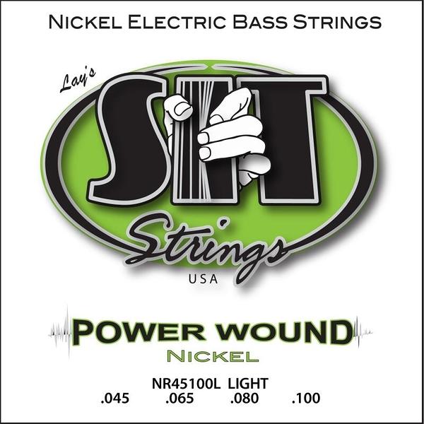 [唐尼樂器] 美國製 SIT Power Wound 45-100/ 45-105 電貝斯 Bass 套弦