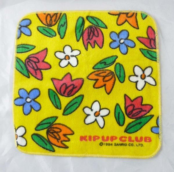 【震撼精品百貨】Kip Up Club_鬱金香百合花~方巾