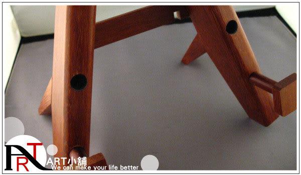 『ART小舖』歐風迷你原木畫架/ 桌上展示型小畫架