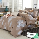 加大 182x188cm 特頂100%天絲 60s500針紗 床包四件組(兩用被套)-小雨酥潤【金大器】