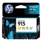 3YM17AA HP 915 黃色墨水匣 適用 OJ Pro 8010/8012/8020/8022/8028/8026 AiO