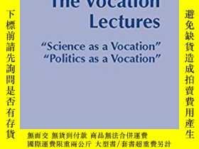 二手書博民逛書店The罕見Vocation Lectures: Science