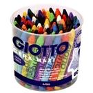 【義大利 GIOTTO】519200  好清洗兒童專用蠟筆(60支)附筆筒 /筒
