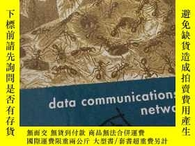 二手書博民逛書店data罕見communications and network