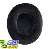 [106美國直購] Shure HPAEC1440 原廠耳機替換耳罩一對 Velour Ear Pads for SRH1440 Headphones