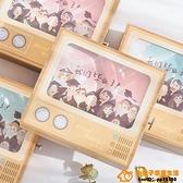 音樂盒復古同學錄創意畢業紀念冊通訊錄可愛留言本超級品牌【桃子居家】