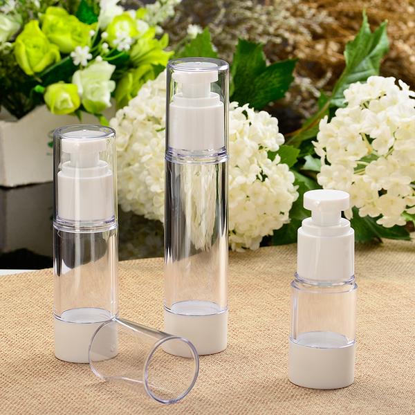 『藝瓶』瓶瓶罐罐 空瓶 空罐 化妝保養品分類瓶 填充容器 按壓瓶 乳液/壓泵真空分裝瓶-30ml