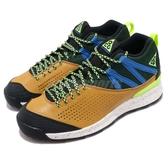 【四折特賣】Nike ACG Okwahn II 黃 綠 戶外鞋 全地形 男鞋 高筒 球鞋 【ACS】 525367-301