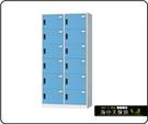 {{ 海中天休閒傢俱廣場 }} F-99 摩登時尚 HDF 多功能置物櫃系列 HDF-2512C 十二人用置物櫃