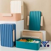 便當餐盒分格分隔型微波爐加熱健身沙拉上班族【古怪舍】