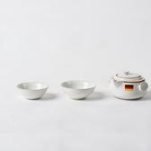 世界杯禮品 創意便攜茶具 旅行茶具 快客杯 一壺兩杯 茶壺茶具   LannaS
