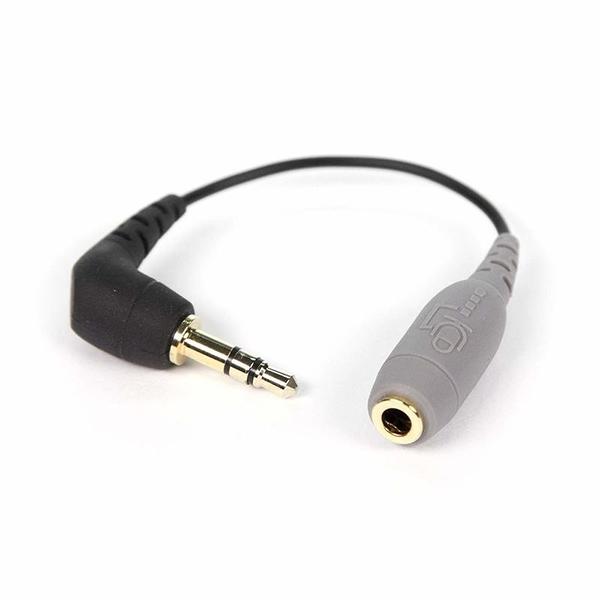黑熊館 Rode SC4 轉接頭 3.5mm TRS to TRRS 手機 相機 錄影機 錄音機 麥克風 轉接線