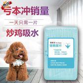 寵物尿布墊 狗狗尿墊加厚除臭寵物用品尿片貓尿布泰迪尿不濕吸水墊100片【快速出貨】