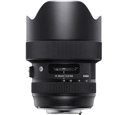 [EYE DC] SIGMA 14-24mm F2.8 DG ART 恆定光圈超廣角鏡頭 恆伸公司貨 (分12/24期0利率)