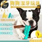 現貨!狗狗潔牙神器 潔齒器 狗玩具 寵物牙刷 漏食玩具 潔牙玩具 護齒潔牙 耐咬耐啃 #捕夢網