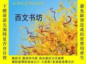 二手書博民逛書店【罕見】2011年出版 Art: A Brief History