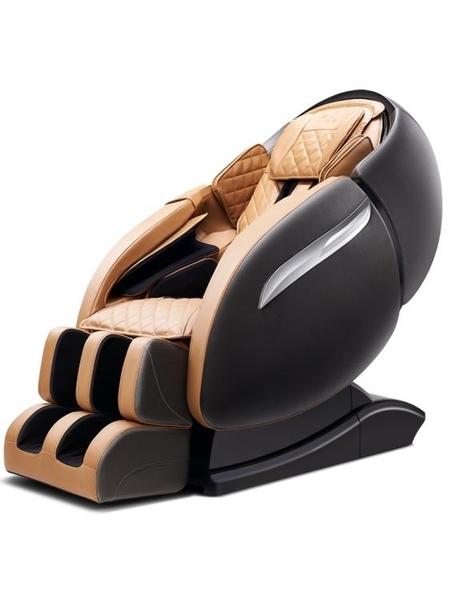 SL導軌按摩椅家用電動全自動全身揉捏多功能太空艙按摩器810L 熊熊物語