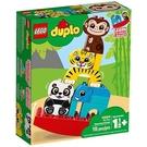 樂高積木 LEGO《 LT10884 》Duplo 得寶系列 - 我的第一套動物疊疊樂╭★ JOYBUS玩具百貨