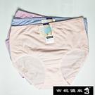 吉妮儂來 舒適加大尺碼平口媽媽褲 6件組 隨機取色 3715 Q