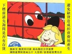 二手書博民逛書店The罕見Show-and-Tell Surprise (Clifford the Big Red Dog) (B
