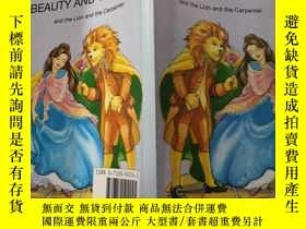 二手書博民逛書店Beauty罕見and the Beast:美女與野獸.Y200392