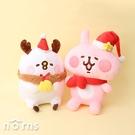 Kanahei聖誕節限定版娃娃12吋- Norns 正版授權 卡娜赫拉小動物 兔兔P助 玩偶