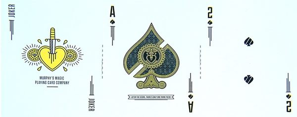 【USPCC撲克】Run Playing Cards: Bankroll Edition - Trick