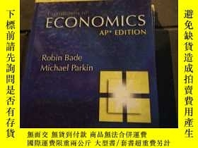 二手書博民逛書店Foundations罕見of ECONOMICS AP EDI
