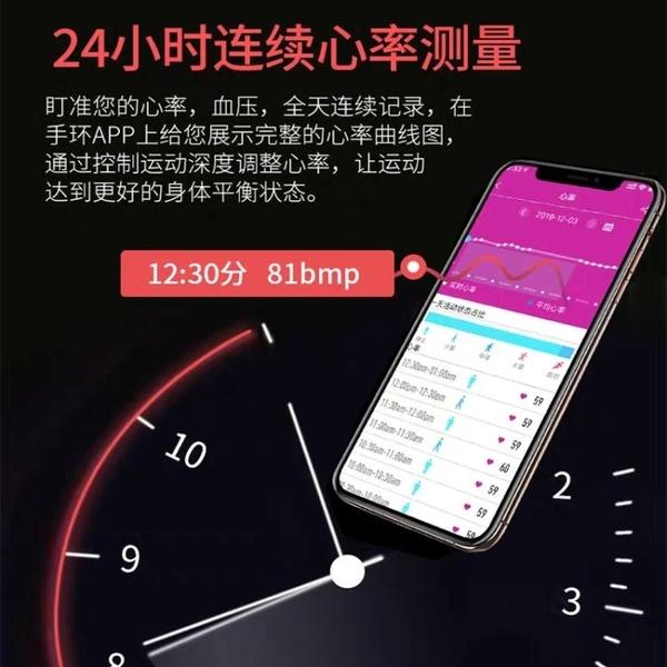 通用華為運動智慧手環手錶高精準監測睡眠健康計步器蘋果 小山好物