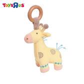 玩具反斗城【 UNIVERSE OF IMAGINATION 】絨毛吊飾-長頸鹿