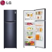 汰舊退稅補助最高5千元【LG樂金】253L 直驅變頻上下門電冰箱《GN-L307C》沉穩藍 壓縮機十年保固