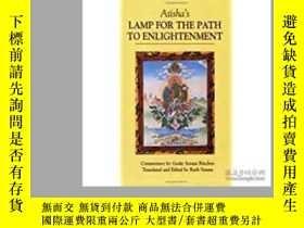 二手書博民逛書店Atisha s罕見Lamp for the Path to E