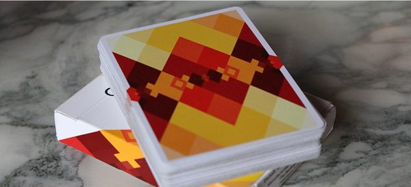 【USPCC撲克】Diamon Playing Cards N° 5 Winter Warmth