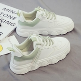 2020年秋冬季爆款小白鞋新款百搭板鞋運動老爹女鞋ins潮加絨棉鞋