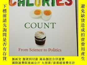 二手書博民逛書店Why罕見Calories Count: From Scienc