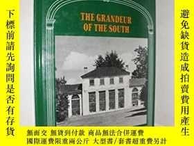 二手書博民逛書店Grandeur罕見of the South Architect