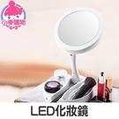 ✿現貨 快速出貨✿【小麥購物】LED化妝鏡 化妝鏡 Led USB Led鏡 梳妝鏡 鏡子【G023】