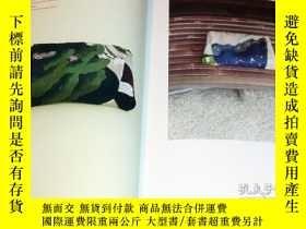 二手書博民逛書店Furoshiki罕見- traditional Japanese wrapping cloth book jap