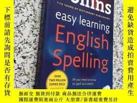 二手書博民逛書店Collins罕見Easy Learning English S