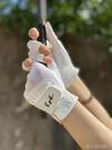 高爾夫手套 高爾夫女式手套 雙手露指 PU拼接彈力布 防滑耐磨 涼爽透氣 golf 洛小仙女鞋