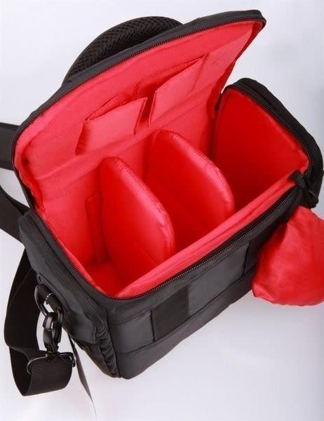 攝彩@Canon高質感防水相機包-1機2鏡-含防雨罩-加厚加大,全幅機可用(佳能高質感-大)