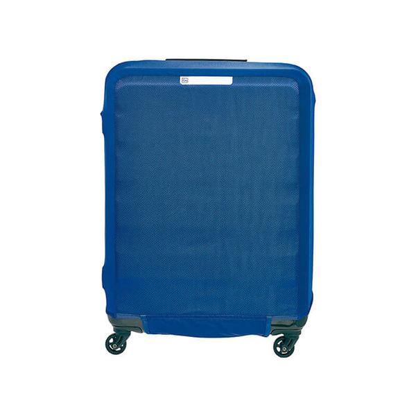 【Go Travel】24吋行李箱保護套 - 藍(適用24吋行李箱)