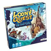【樂桌遊】怪物仙境擴充:失落城市 Loony Quest Expansion:The Lost City(多語言含中文)