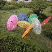 油紙傘裝飾演出道具雨傘