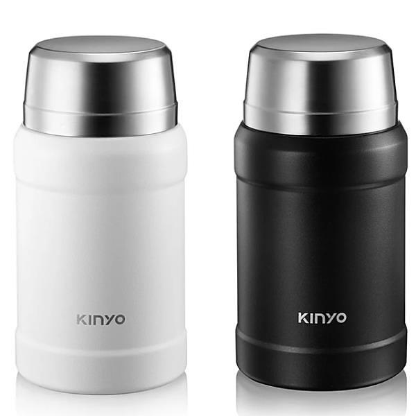 【南紡購物中心】【KINYO】316不鏽鋼真空燜燒罐800ml (KIM-48)