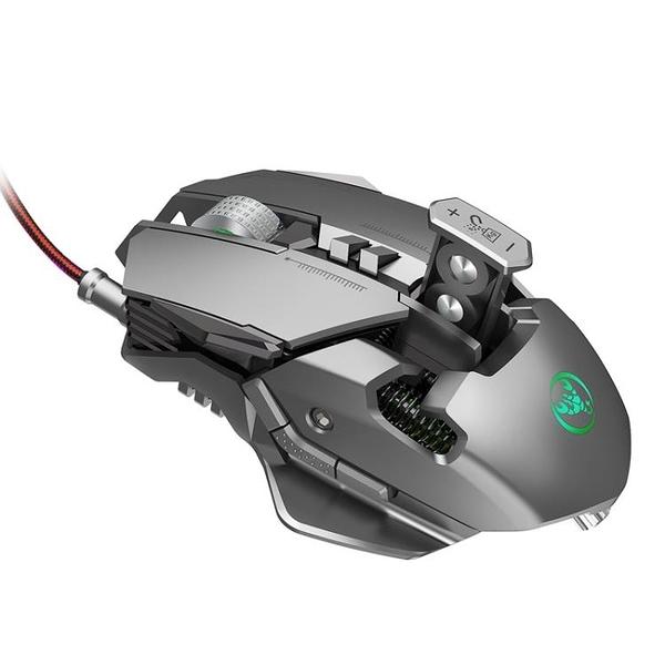 電腦游戲滑鼠有線機械電競